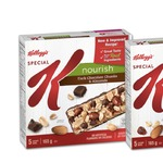 Special K nourish bar dark chocolate and almond