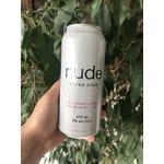 Nude Vodka Soda- Raspberry Lemon