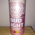 Budlight strawberry lemonade