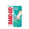 BAND-AID® Brand Adhesive Bandages SKIN-FLEX®, 25 count