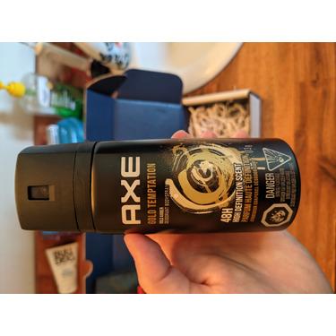 AXE Gold Temptation Body Spray