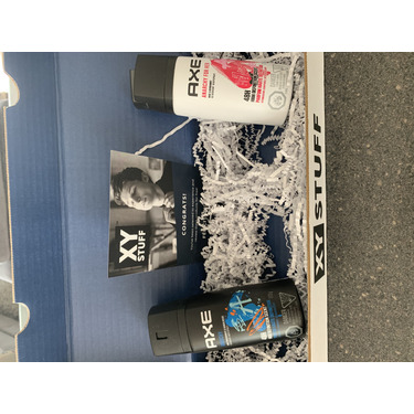 AXE Anarchy Body Spray