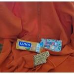 Luna bar tangerine zest