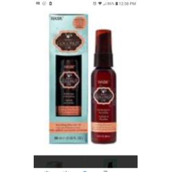Hask macadamian nut Hair oil