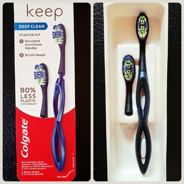 Colgate Keep Deep Clean ToothBrush