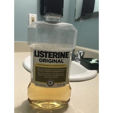Listerine Antiseptic Mouthwash