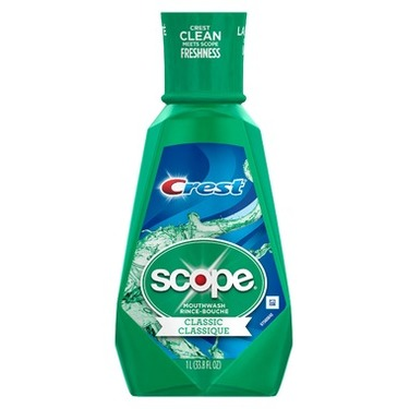 Scope Original Mint Mouthwash