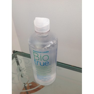 Bausch & Lomb BioTrue Contact Lens Solution