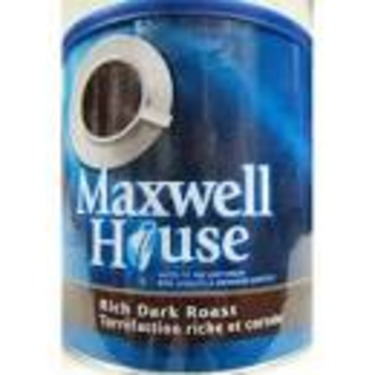 Maxwell Coffee Dark Roast