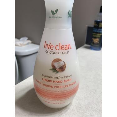 Live Clean Fresh Water Liquid Hand Soap