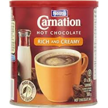Nestle Carnation Hot Chocolate