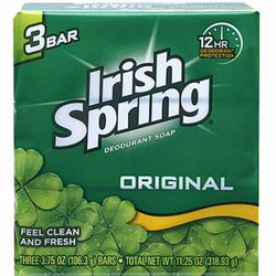 Irish Spring Original Soap Bar