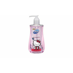 "Dial ""Hello Kitty"" Hand Soap"