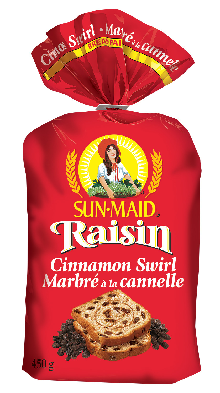 Sun Maid Raisin Cinnamon Swirl Bread Reviews In Bread Xy Stuff Page 7