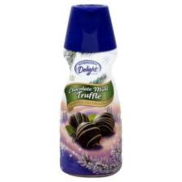 International Delight Chocolate Mint Truffle Coffee Creamer