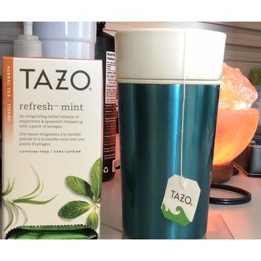 Tazo Refresh Mint Herbal Tea