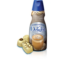 International Delight White Chocolate Mocha Coffee Creamer