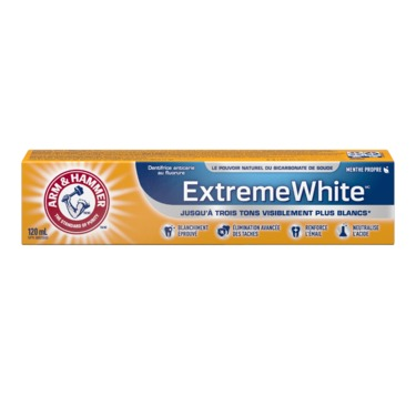 Arm & Hammer AdvanceWhite 3-in-1 Power Toothpaste