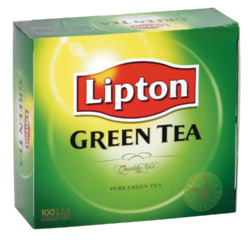 Lipton Pure Green Tea Bags