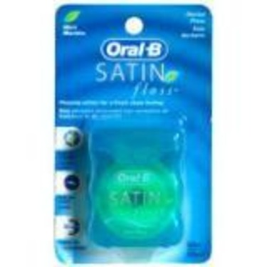 Oral-B Complete Satin Floss Mint