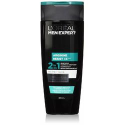 L'Oreal Men Expert Arginine Resist x3, 2-in-1 Reinforcing Shampoo and Conditioner