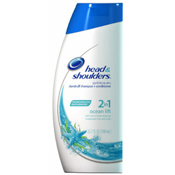 Head & Shoulders 2 in 1 Ocean Lift Shampoo