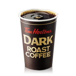 Tim Horton's Dark Roast Coffee