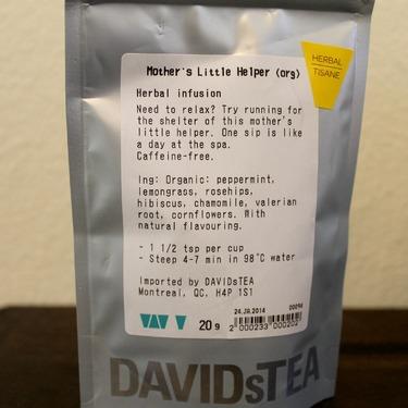 DAVIDs Tea - Mother's Little Helper