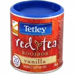 Tetley Red Tea Rooibos Vanilla