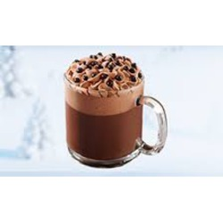 Tim Hortons Dark Chocolate Latte