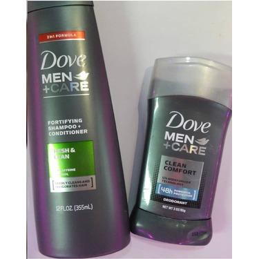 Dove Men+Care Clean Comfort Antiperspirant Stick