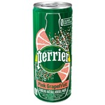 Perrier Pink Grapefruit Carbonated Water