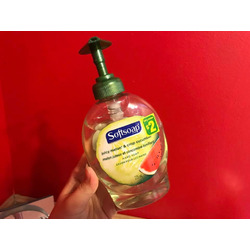 SoftSoap Juicy Melon and Crisp Cucumber Hand Soap