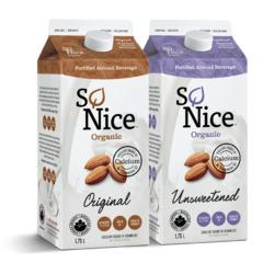So Nice Almondmilk