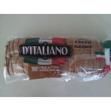 D'Italiano Thick Slice Bread