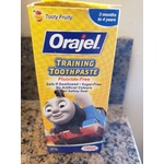 Orajel Training Toothpaste Thomas&Friends;