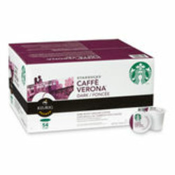 Starbuck's Caffe Verona K-Cups