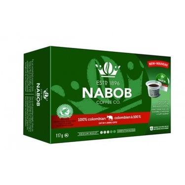 Nabob 100% Colombian Coffee Keurig Capsules