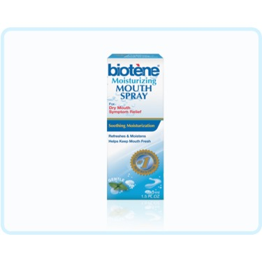 Biotene Moisturizing Dry Mouth Spray