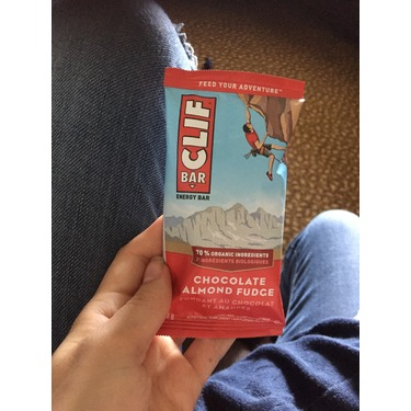 Clif Bar Chocolate Almond Fudge Energy Bar