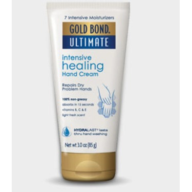 Gold Bond Ultimate Healing Hand Cream