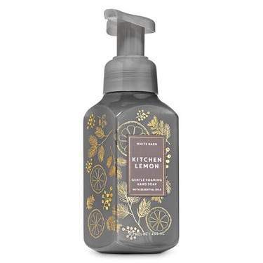 Bath and Body Works foaming hand soap