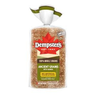 Dempster's 100% Whole Grains Ancient Grains with Quinoa Bread