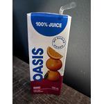 Oasis 100% Premium Orange Juice without Pulp