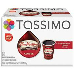 tim hortons tassimo coffee pods