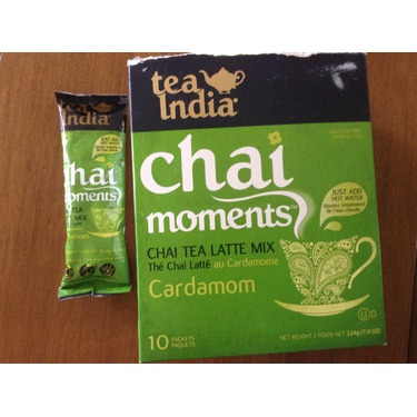 Tea India Chai Moments Chai Tea Latte Mix