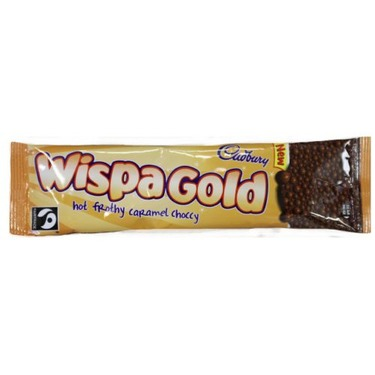 Cadbury Wispa Gold Hot chocolate