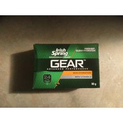 Irish Spring Gear Advanced Performance Skin Hydration Soap