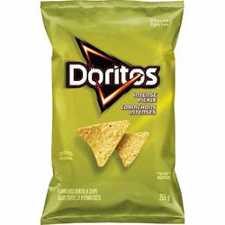 Doritos Intense Pickle Tortilla Chips