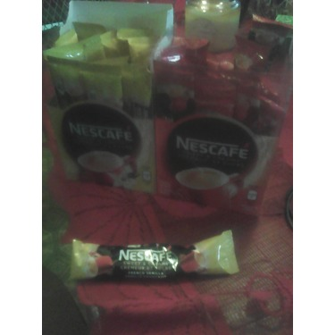 Nescafe Sweet & Creamy French Vanilla Instant Coffee Mix